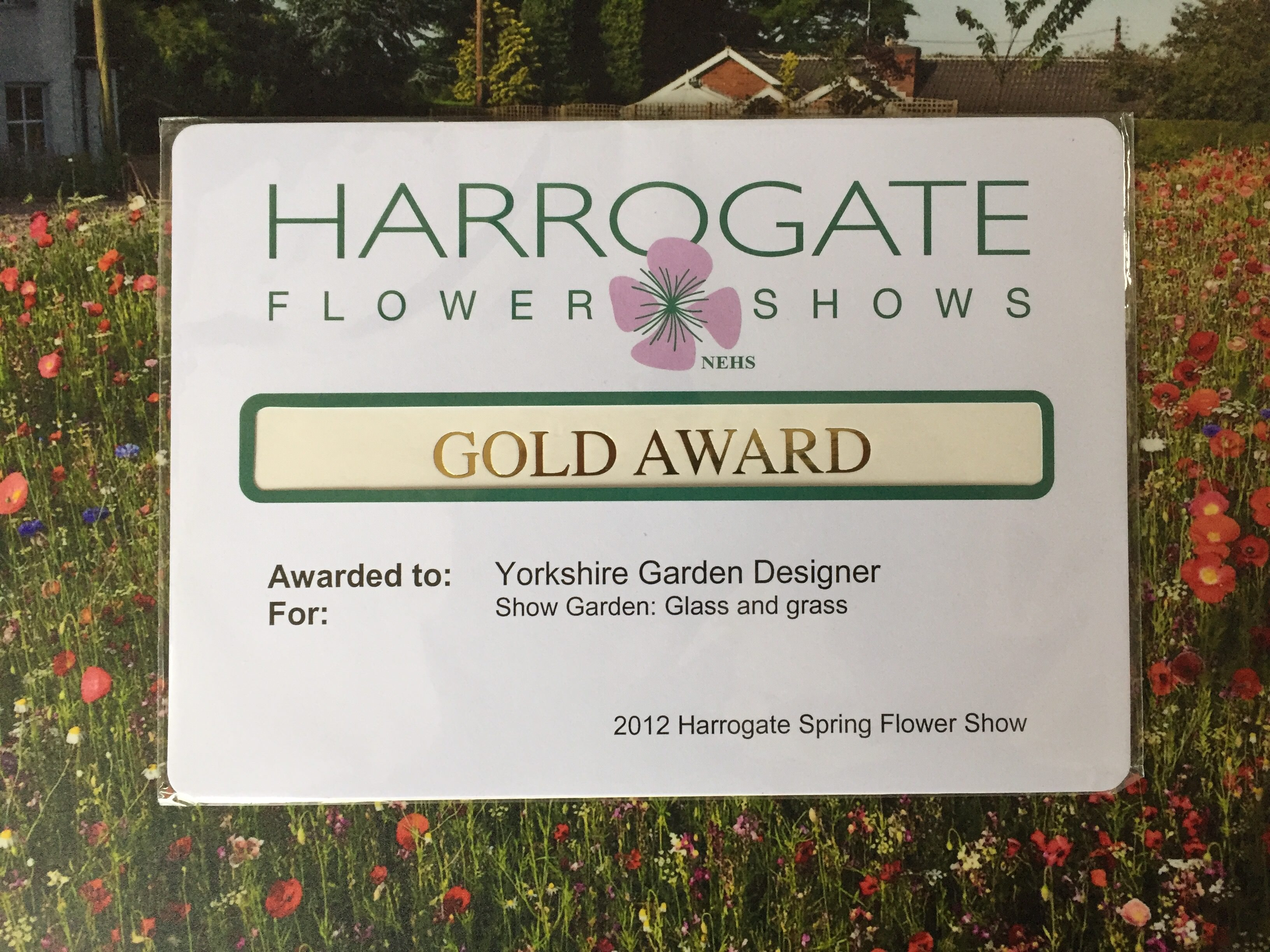Awards Garden Designer Uk Yorkshire Garden Designer