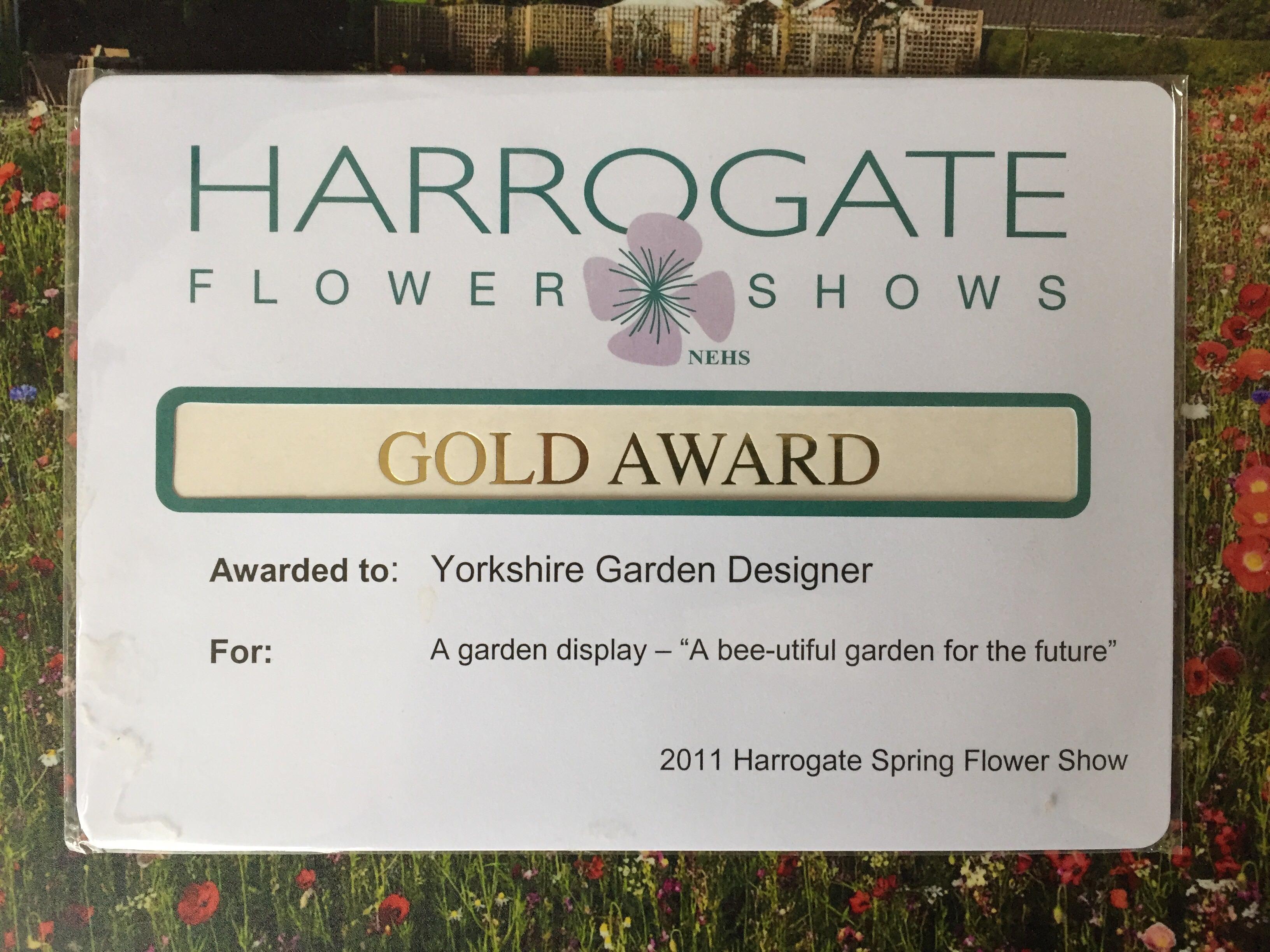 Harrogate Flower Show 2011